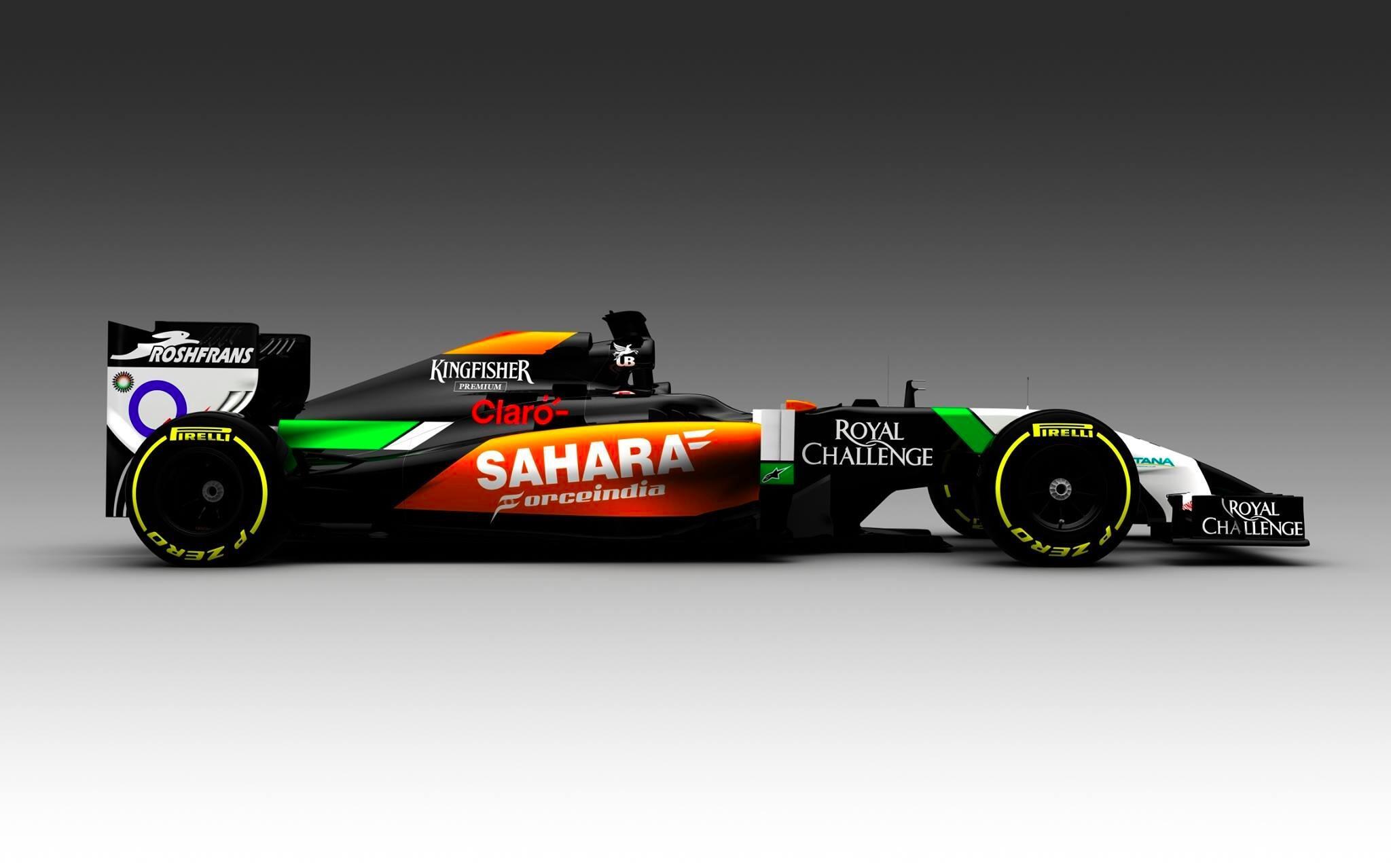 F1 Car Revealings BekpjbcCEAA4AvF