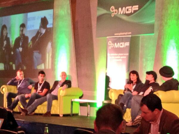 The Overcoming Barriers to User Acquisition panel #MGF2014 http://t.co/YKaHbmiUup