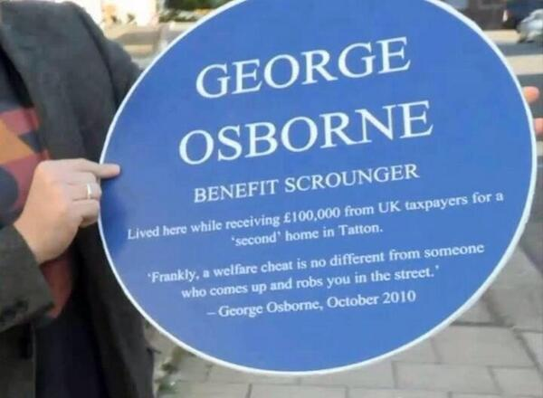 why do they always call us scroungers? we need a 2nd home to store our giant ego in RT @alexgordonrmt This is superb! http://t.co/XCwsc2pES1