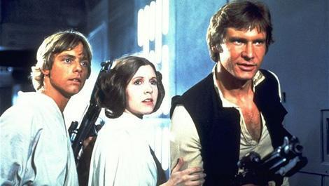 Carrie Fisher confirms she, Harrison Ford & Mark Hamill will return for Star Wars Episode VII: http://t.co/Xs841Ywwca http://t.co/qaUYyCD6y7