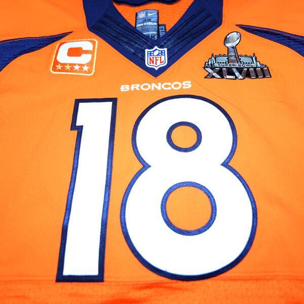 save off 65baf 2aa6c Denver Broncos on Twitter: