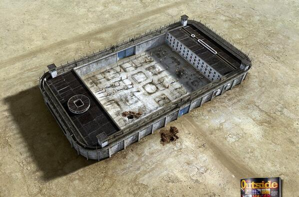 Welcome to prison... http://t.co/QgqxDreqqQ