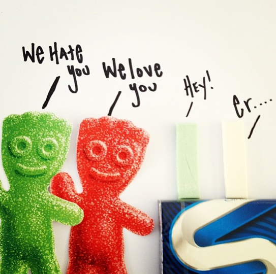 Sour patch kids funny pictures