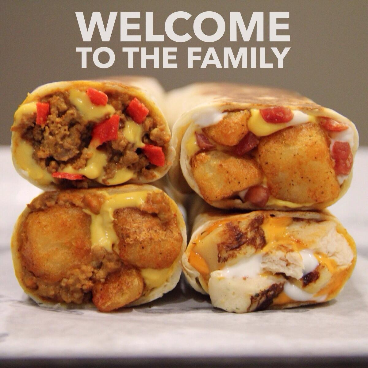 Twitter / TacoBell: New Chipotle Ranch Chicken ...