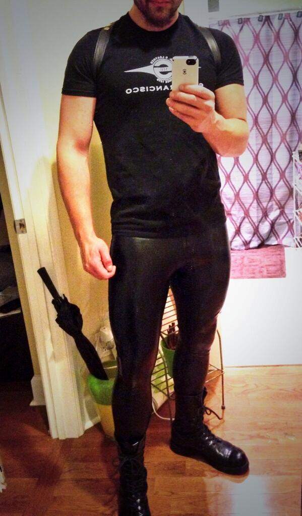 Are meggings coming to everyday men's fashion?