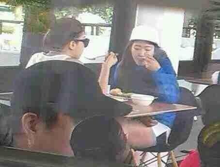park shin hye, malaysia, sabah, bercuti, the heirs