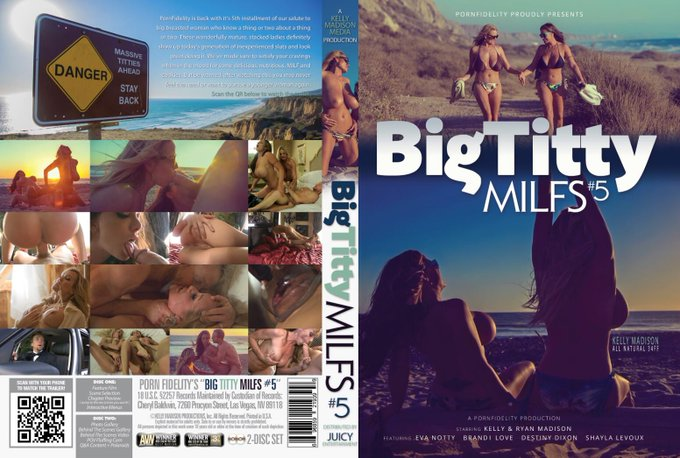 "Our new DVD coming out Feb 12th ""Big Titty MILF's #5"" @Brandi_Love @EvaNotty @DESTINYDIXON @shaylalaveaux"