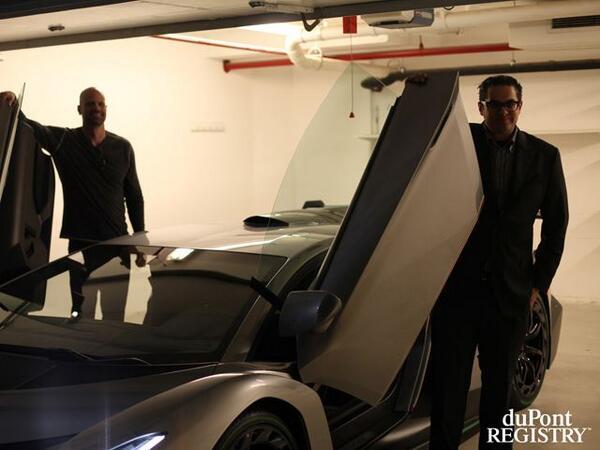 Carbuzz On Twitter Second Lamborghini Veneno Home Delivered To