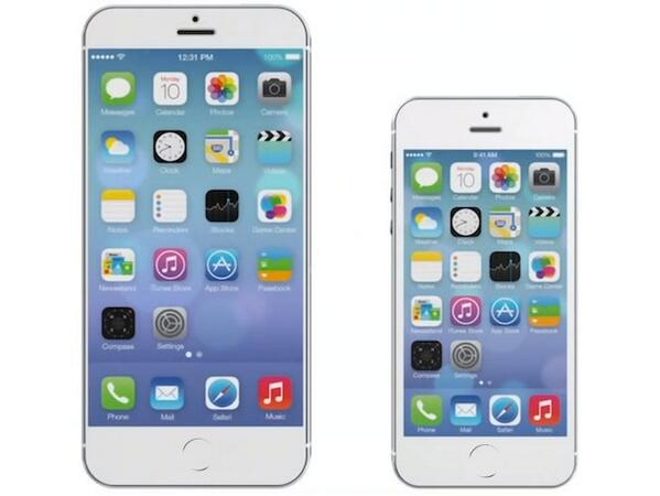 iPhone 6 with a larger 4.8in display could launch in September http://t.co/xVL2twN7zK http://t.co/cAg2eWT2l7