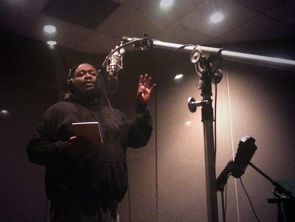 @rickyrozay puttin final touches on #MASTERMIND! Album drops March 4th!! http://t.co/SQQjE8tKjc