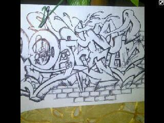 Fatihdaffadri On Twitter Daffa Graffiti Solehmajid T Co Uovdfe