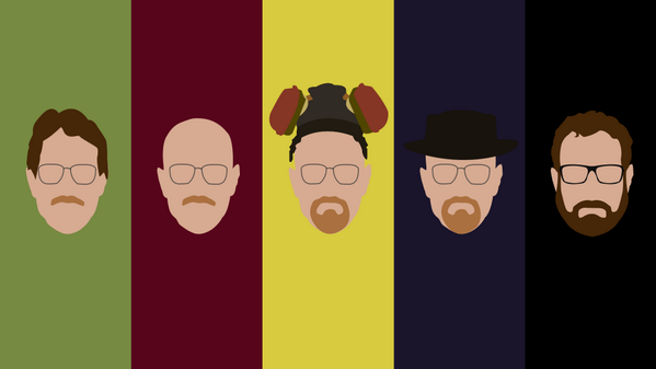 The faces of Walter White by @breaking_burns http://t.co/ibC9Jg0TOH
