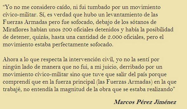 la epoca dorada de Venezuela: durante el Gobierno del General Marcos Pèrez Jimènez - Página 4 Ber-LXDCEAAjr5Z