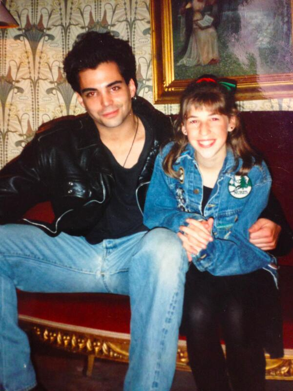 Richard Grieco On Twitter At Missmayim Funny Thing Is I Still Have