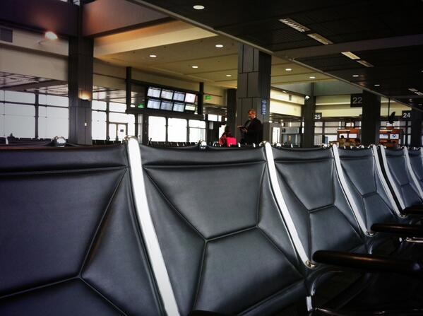 The @kut #GoneToGhana tweeting begins! I'm at @AUStinAirport for my 1st flight on my way to Africa! http://t.co/7pV7N8YITL