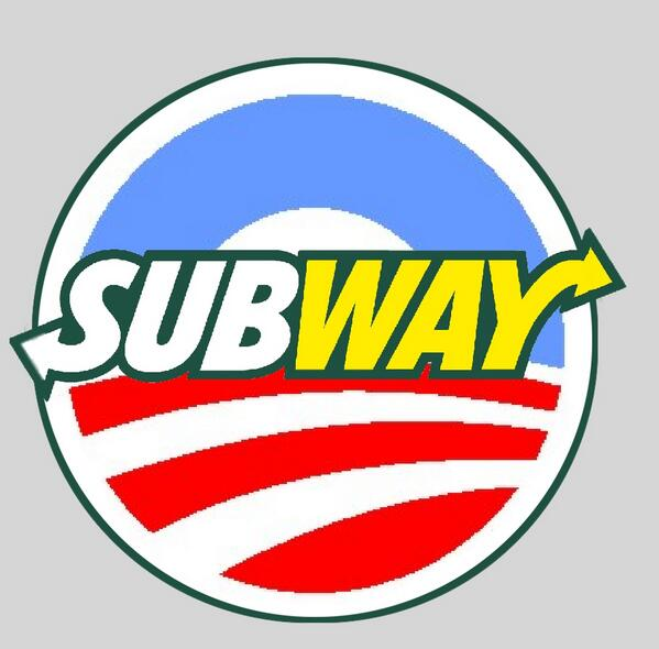 BeraXwsCcAA7k2K Subway/Michelle Obama announce partnership to make kids hate lunch at places other than schools