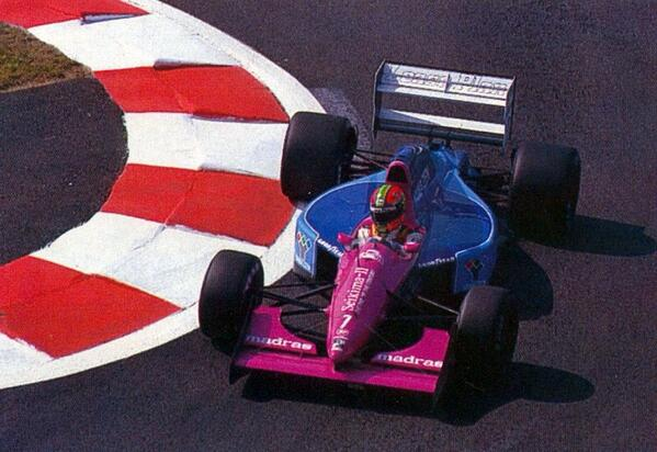 Image result for 1992 magny cours brabham