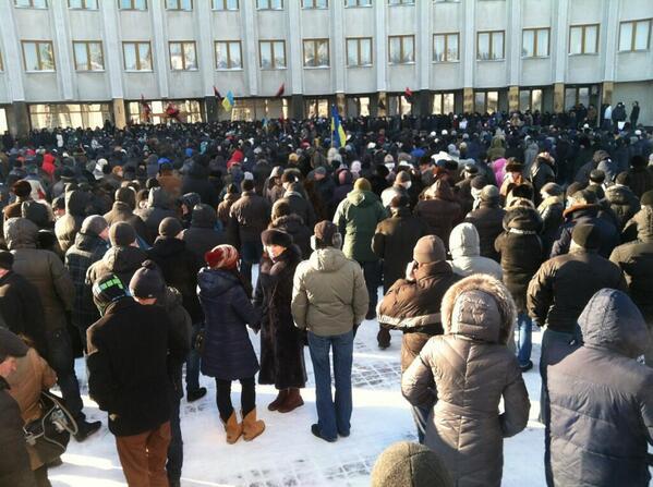 Thumbnail for EuroMaidan weiter auf Vormarsch