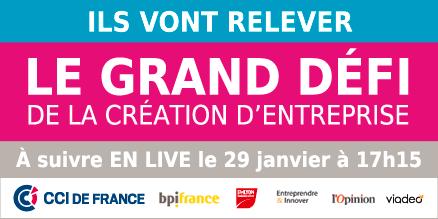 Thumbnail for Grand Défi de la Création d'Entreprise