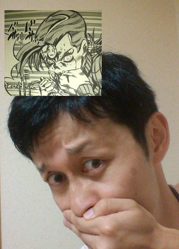 ジョジョ顔bot's photo on ドッピオ