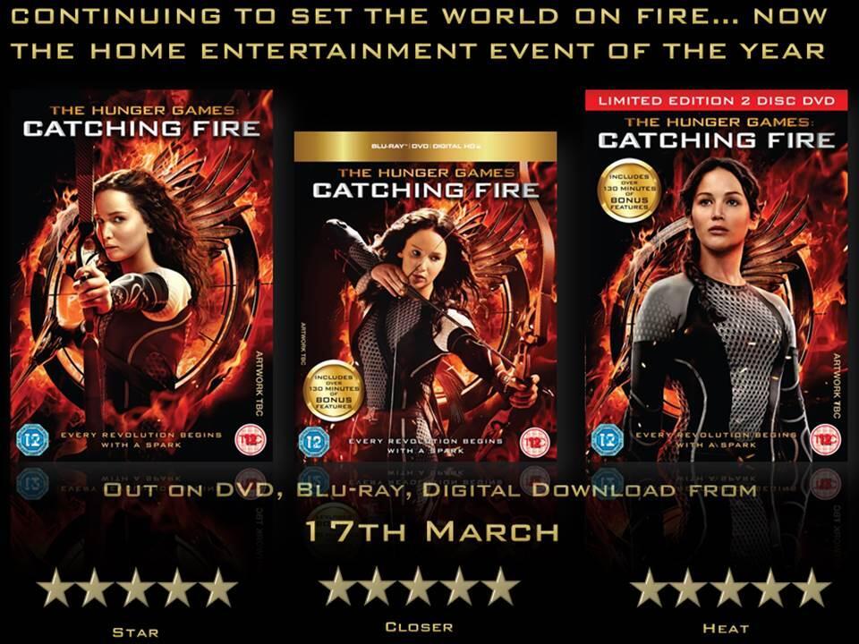 Catching fire release date in Sydney