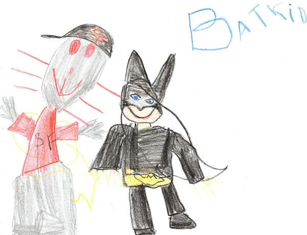 #sfbatkid sent us this beautiful drawing after his wish! Thanks Miles! #wishartfriday http://t.co/3CDiJFL7Rl