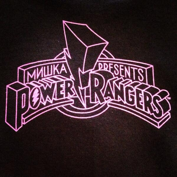Mishka x Power Rangers ⚡️ still in stores, it's morphin time bro #MishkaNYC #PowerRangers #Collab #Exclusive http://t.co/fUMJA3b3V4