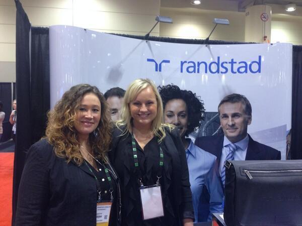 Twitter / RandstadCanada: Team #Randstad at #hrpa2014 ...