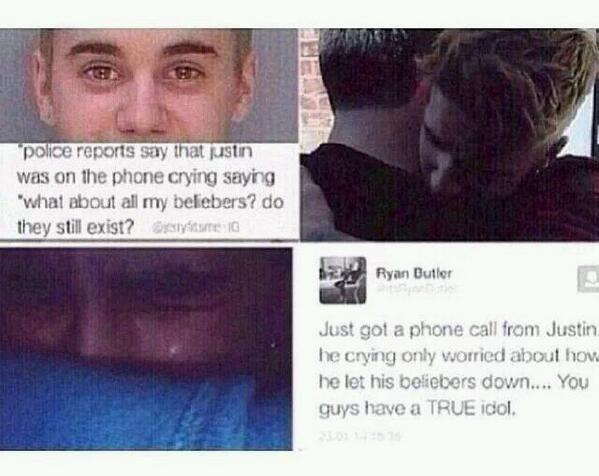 """@iBiebersSwaag: This is breaking my heart </3 #WeWillAlwaysSupportYouJustin   http://t.co/lk0AkufVKu"" gay"