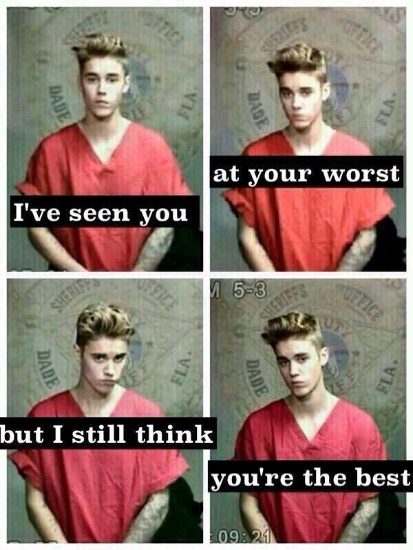 #WeWillAlwaysSupportYouJustin http://t.co/qa8e5d5f6J