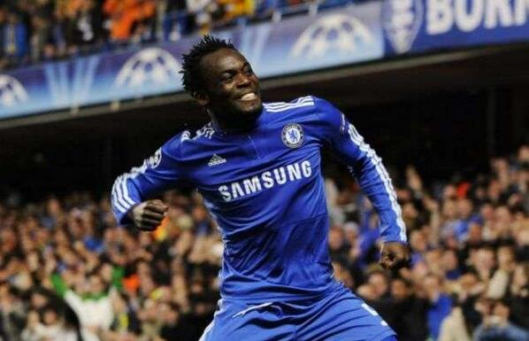 DONE DEAL! AC Milan confirm the signing of Chelseas Michael Essien on 18 month deal