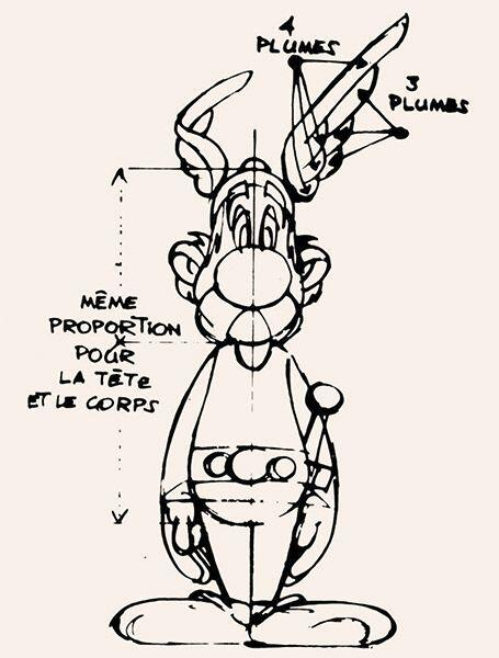Ast rix on twitter how to draw asterix comment dessiner ast rix - Dessin d asterix ...
