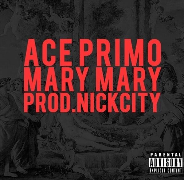 New Music #MARYMARY @aceprimo !!!! Be on the lookout! http://t.co/UjQaiIGxSR