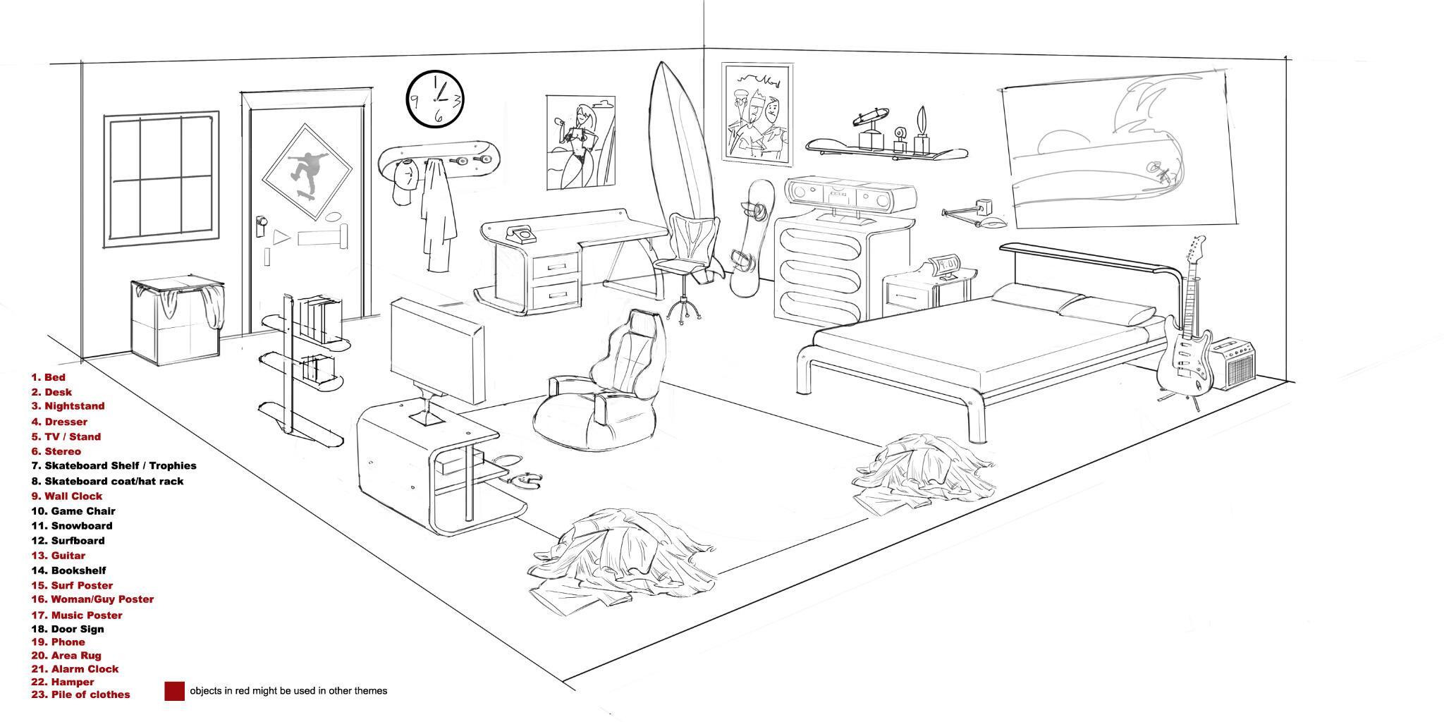 [Imagen] Arte conceptual Los Sims 2 Jovenes Urbanos BexBCUcCEAIh4_C
