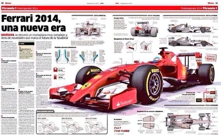 F1 Car Revealings BexBmLkCUAAMvWm