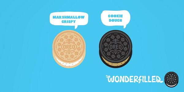 FREE Oreo cookies -twitter...