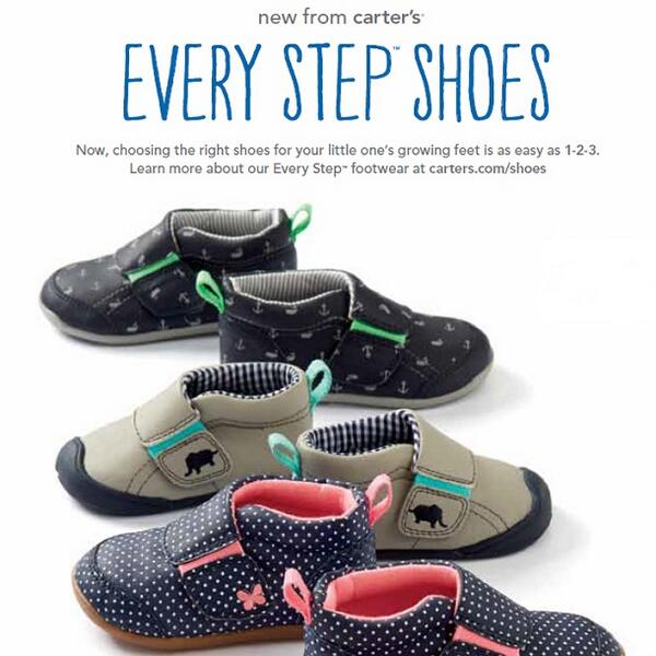 Every Step shoes: soft, comfortable