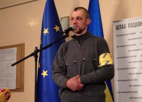 #Ukraine activist who was stripped, tortured & humiliated by police returns to protests. http://t.co/ZCZ99IYjpR http://t.co/fdalAdIJyc