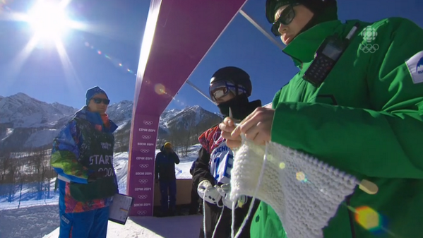 Knitting Olympics Coach : Sochi social events we want to see at the next winter