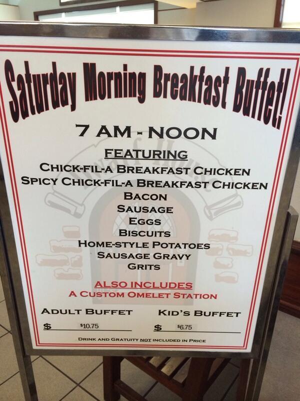 dakota dozier on twitter chick fil a buffet fuoline rh twitter com chick fil a buffet duluth chick fil a buffet georgia