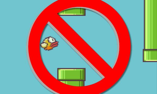 Flappy Bird-utvecklaren tar bort sitt spel i morgon http://t.co/GuLODw0u3R http://t.co/Pvhc5i8Is1