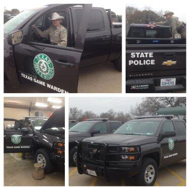 Texas Game Warden On Twitter Warden Tucker Is Issued The
