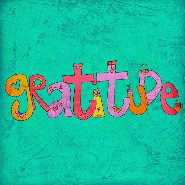 Wear #gratitude like a cloak and it will feed every corner of your life. ~Rumi RT @ybeitollahi @2morrowknight  http://t.co/zItMw1bAlE