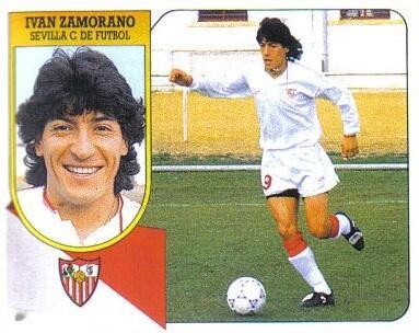 Resultado de imagem para Zamorano Sevilla