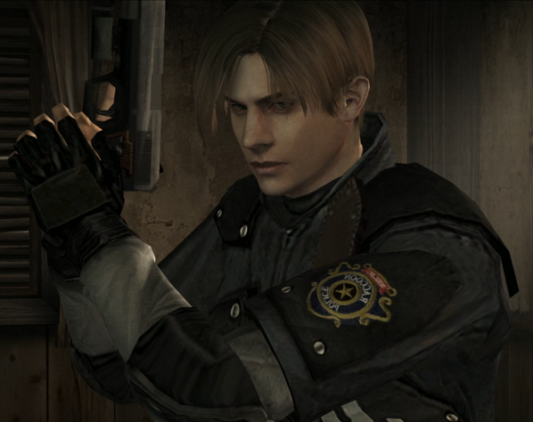 Resident Evil On Twitter New Screen Of Leon S Kennedy In