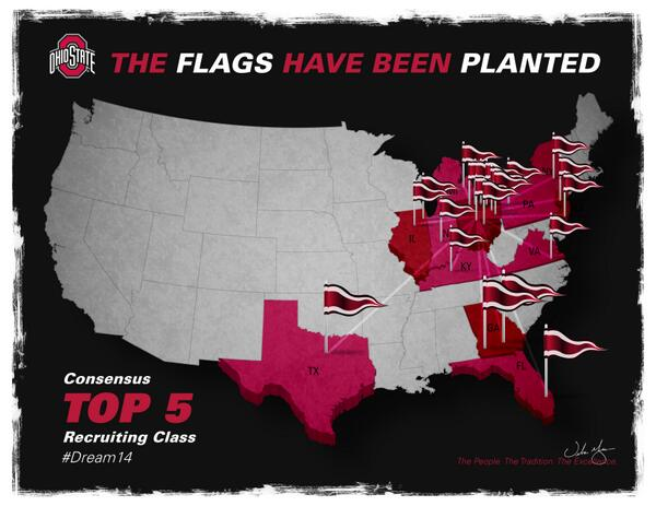 #FlagPlanted