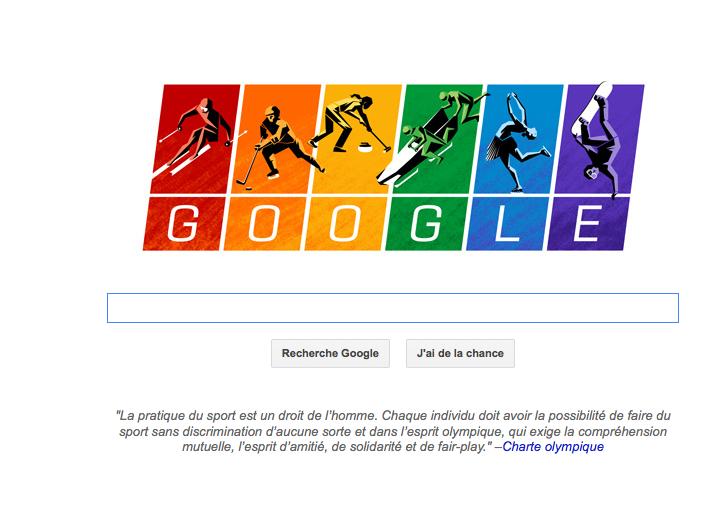 Ouverture des Jeux Olympiques : Google s'engage pour le respect des LGBT en Russie :) Bf1EuGeCEAAvMdJ