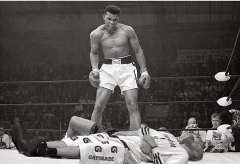 Dang now u got Muhammad knocking me out?! RT @rrzner_s: .@ChrisKaman got KO'd by Muhammad Ali.1 http://t.co/4EKmwDkcZo