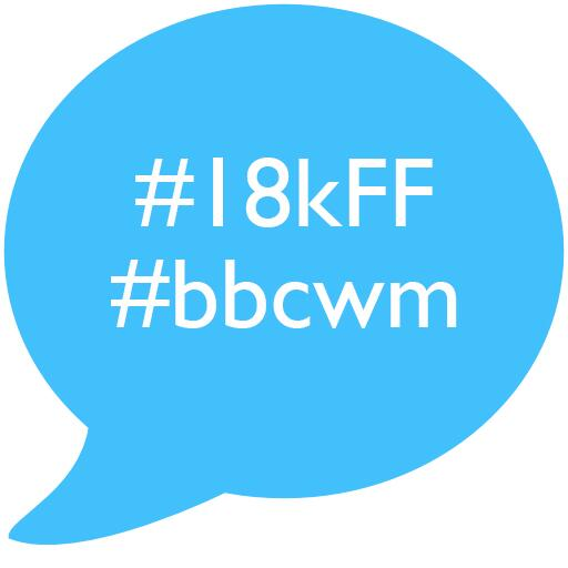 We're 50 followers away from hitting 18k. We'll follow every new follower & people who RT this today! #18kFF #bbcwm http://t.co/xOduUTGBjS