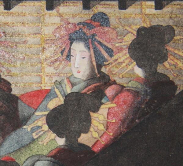 浮世絵と言えば、北斎の娘、葛飾応為を知っていますか? | News | Pen Online